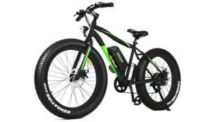 Addmotor 500w La bicicleta de montaña eléctrica