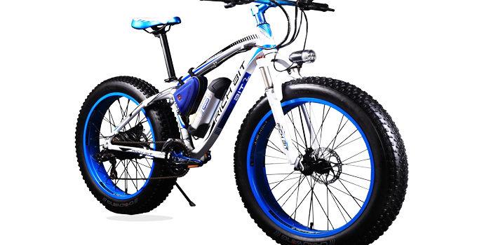 Bicicleta Eléctrica Mountain Bikes Richbit RT 12