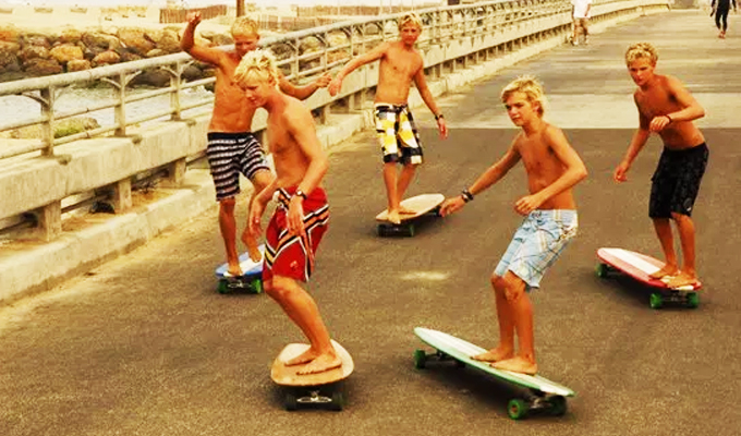 El long y el short de los longboards