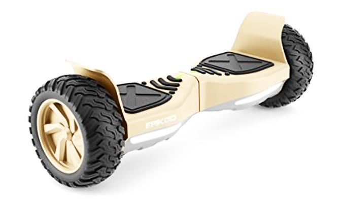 Epikgo Hoverboard marron