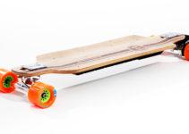 Evolve Bambú El otro demonio de la velocidad de los Skates eléctricos