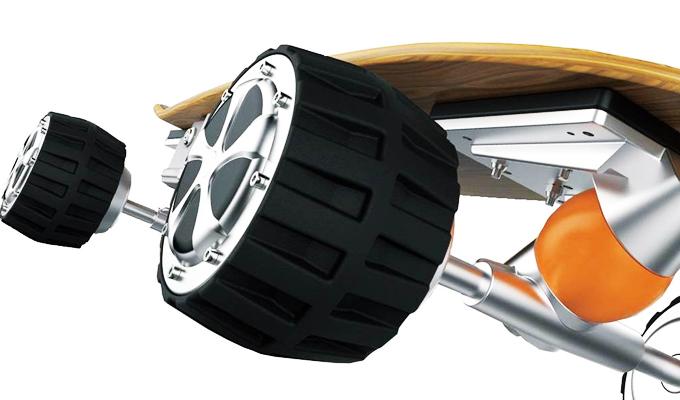 Pensando en comprar el Monopatín elécetrico Airwheel M3