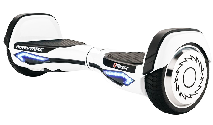 Razor Hovertrax blanca