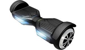 Swagtron T3 hoverboard de gama media de la nueva serie