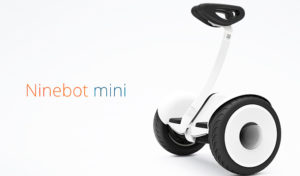 Xiaomi Ninebot Mini Scooter