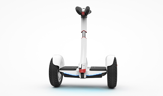 Xiaomi Ninebot Mini Scooter frontal
