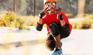 protecciones para skaters, ciclistas, patinadores