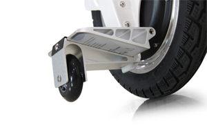 ruedas de entrenamiento del monociclo eleéctrico